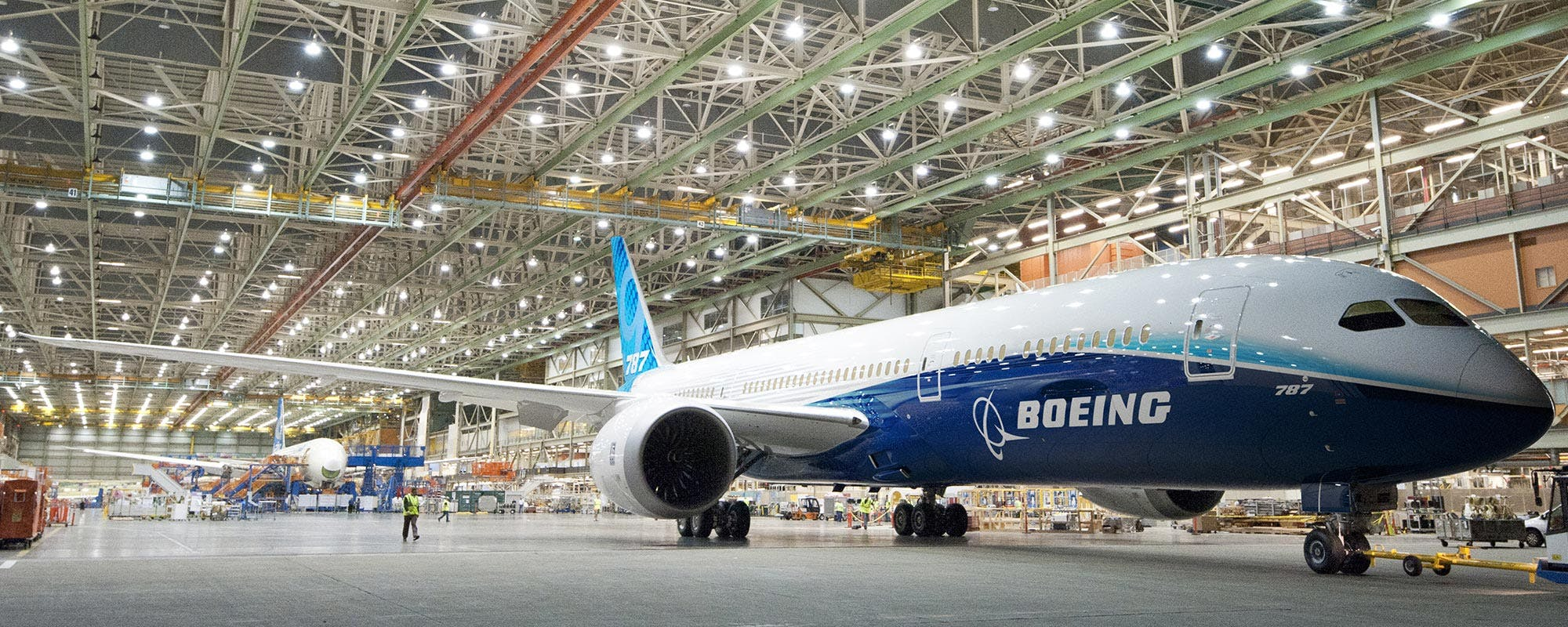 Vist Boeing Future of Flight